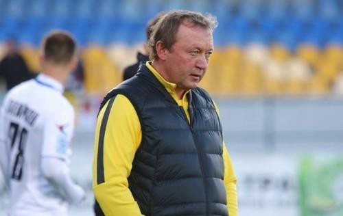 ШАРАН: «Хочу, чтобы Александрия играла по схеме 4-3-3»