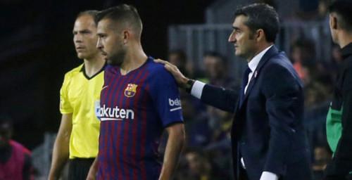 БАРТОМЕУ: «Барселона продлит контракты Вальверде и Альбы»
