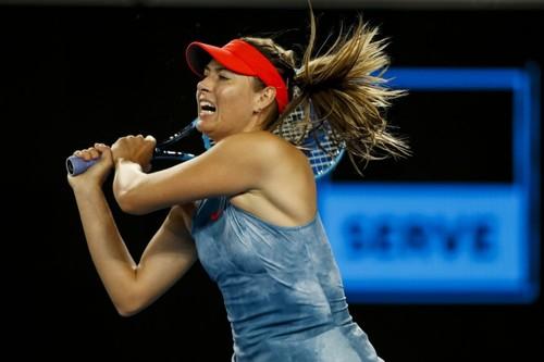 Australian Open. Шарапова вышла в третий круг, где сыграет с Возняцки