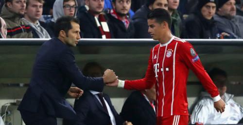 Бавария не исключает, что выкупит контракт Хамеса Родригеса