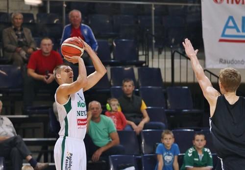 БК Запорожье подписал украинца, который начинал сезон в Литве