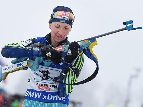Рупольдинг. Известен состав украинок на женский спринт