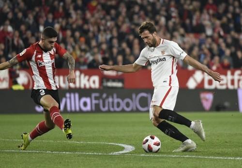 Жирона выбила Атлетико из Кубка Испании, Севилья проходит Атлетик