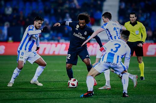 Реал уступил Леганесу, но прошел в четвертьфинал Кубка Испании