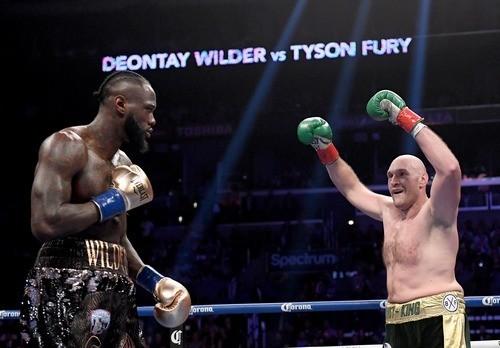 WBC обязал Уайлдера и Фьюри начать переговоры о реванше