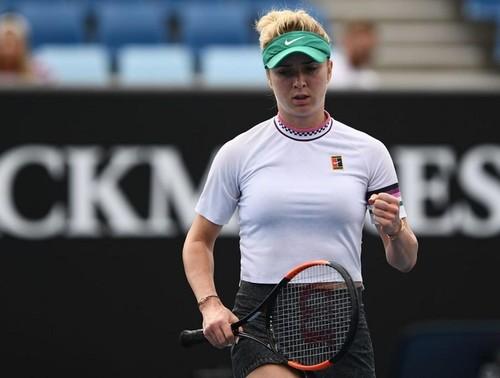 Элина СВИТОЛИНА: «Весь матч отыграла уверенно»