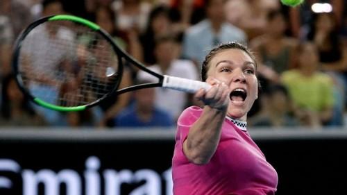 Халеп вышла в третий раунд Australian Open