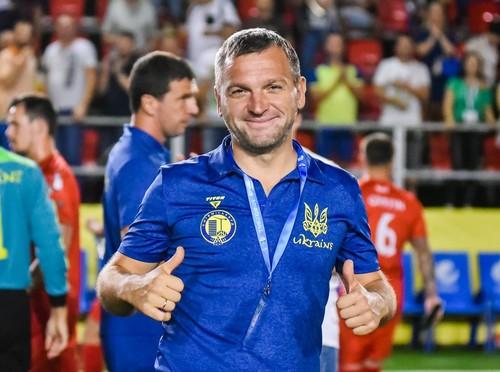 Євген Варениця - кращий тренер першого кола чемпіоната Києва