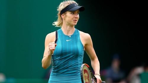 Элина СВИТОЛИНА: «Стараюсь показывать свой лучший теннис»
