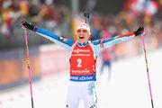 Кайса МАКАРАЙНЕН: «Работа лыж не была идеальной»