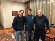 Валерий ГАЗЗАЕВ: «Я был доволен качествами Еременко в Динамо»
