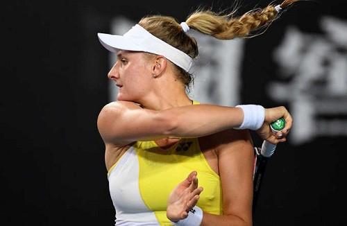 Ястремская практически гарантировала себе топ-50 после Australian Open
