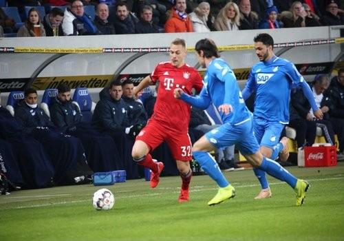 Хоффенхайм - Бавария - 1:3. Текстовая трансляция матча