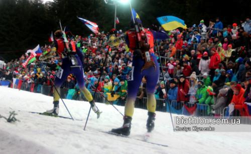 Ни одна украинка не квалифицировалась в масс-старт впервые за 13 лет