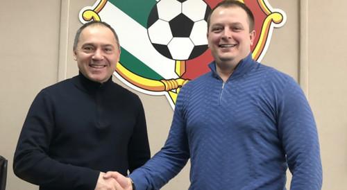 Известный экс-игрок Динамо Косовский будет работать в Ворскле