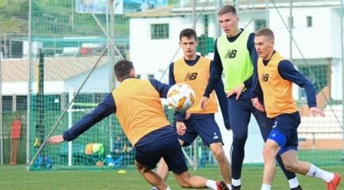 Динамо на втором сборе проведет 5 матчей