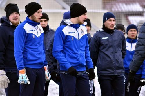 ФК Львов возьмет на сборы 17 игроков