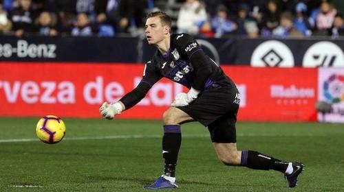 Лунин отказался от досрочного возвращения в Реал из аренды