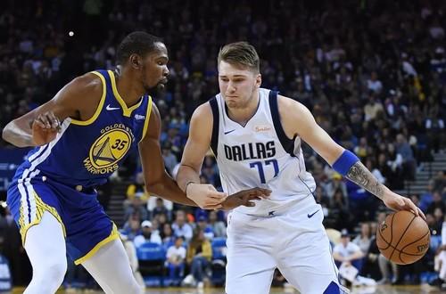 Лука Дончич вытесняет Дюрэнта из стартового состава Матча звезд НБА