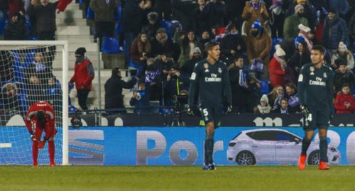 Реал не планирует подписывать форварда в январе