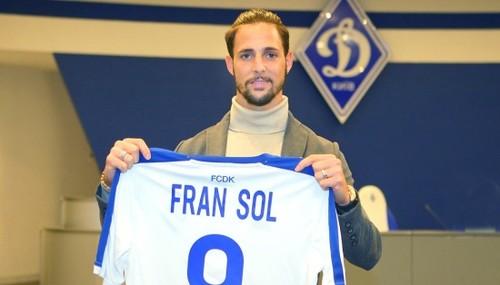 Фран Соль познакомился с новыми партнерами и начал работу с Динамо