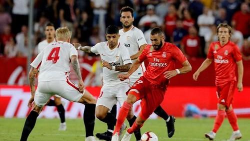Реал - Севилья. Прогноз и анонс на матч чемпионата Испании