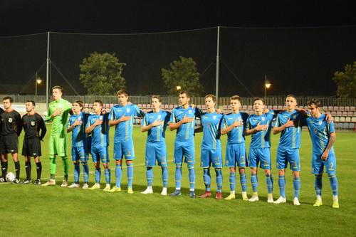 Збірна України U-18 у травні візьме участь у Кубку Словаччини