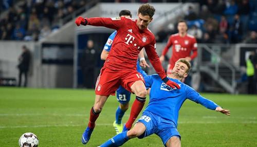 Хоффенхайм - Бавария - 1:3. Видео голов и обзор матча