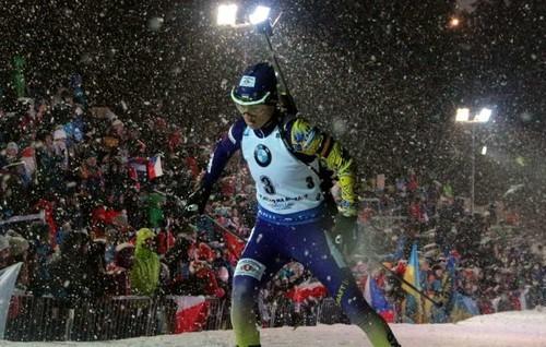 Валя СЕМЕРЕНКО: «Не знаю, что сегодня было. Лыжи ехали очень хорошо»