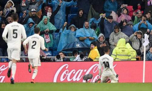 Реал на Сантьяго Бернабеу переиграл Севилью