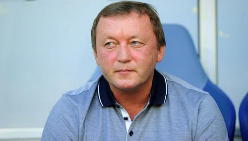 Владимир ШАРАН: «Не ожидал, что будем конкурировать с Динамо»