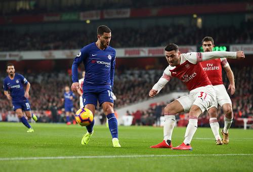 Арсенал в лондонском дерби без проблем обыграл Челси