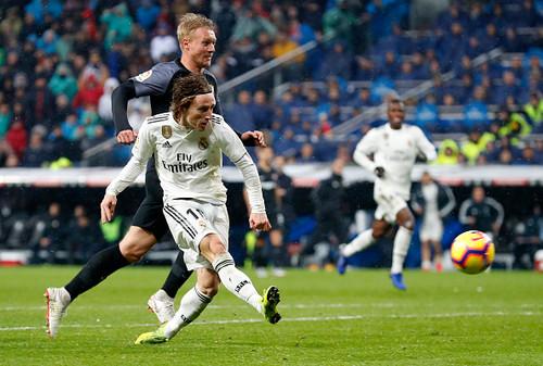 Реал Мадрид – Севилья – 2:0. Видео голов и обзор матча