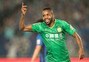 Барселона заинтересовалась нападающим из китайского чемпионата