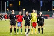 Жіноча збірна України з футболу програла Португалії