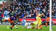 Getty Images. «Хаддерсфилд» – «Манчестер Сити» – 0:3