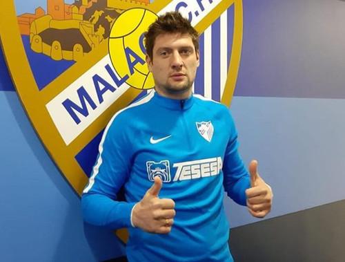 Селезнев дебютировал за Малагу в матче с Луго
