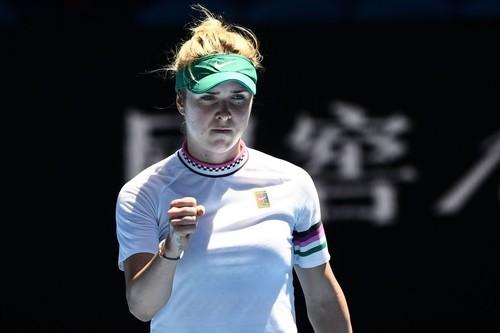 Свитолина обошла Медведева по количеству побед на Australian Open