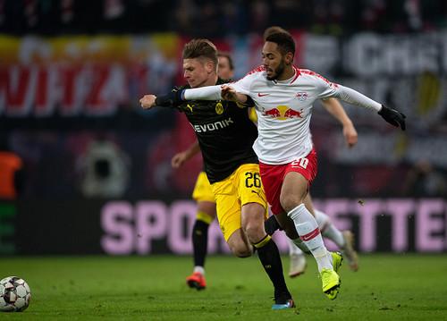 РБ Лейпциг – Боруссия Дортмунд – 0:1. Видео гола и обзор матча