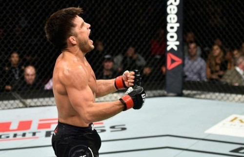 UFC Fight Night 143: Сехудо - Диллашоу. Видео нокаута