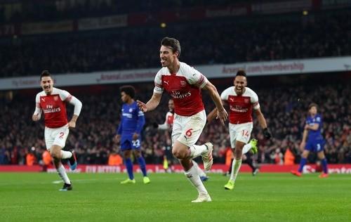 Арсенал — Челси — 2:0. Видео голов и обзор матча