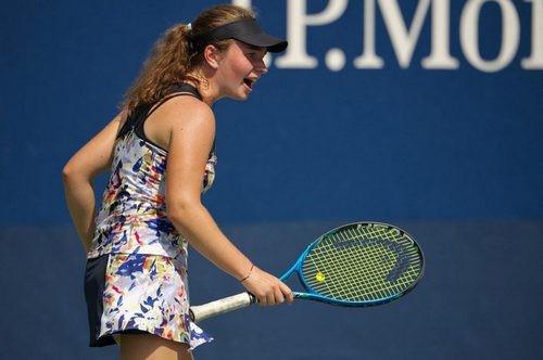 Australian Open. Юниоры. Снигур стартовала с победы