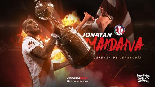 Бывший защитник Металлиста стал игроком мексиканской Толуки