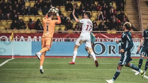 Монако - Страсбур - 1:5. Видео голов и обзор матча