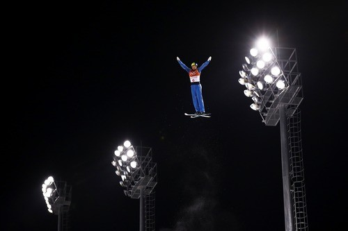 Абраменко стал пятым на соревнованиях в Лейк-Плэсиде