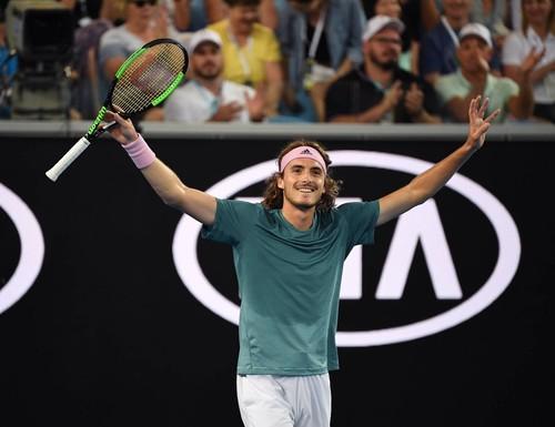 Australian Open. Вылет Федерера, Чилича и Димитрова
