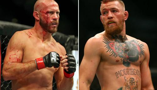 UFC может организовать бой Макгрегора и Серроне