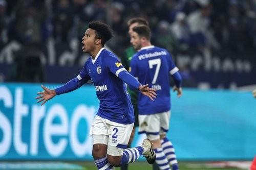 Шальке — Вольфсбург — 2:1. Видео голов и обзор матча