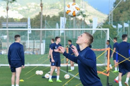Динамо в Испании: Миколенко получил травму