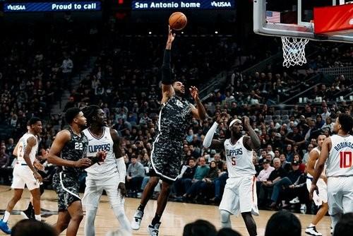 НБА. Сан-Антонио — Лос-Анджелес. Смотреть онлайн. LIVE трансляция
